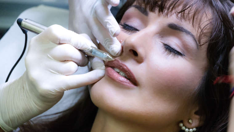 Formation initiation Maquillage Permanent et Microblading